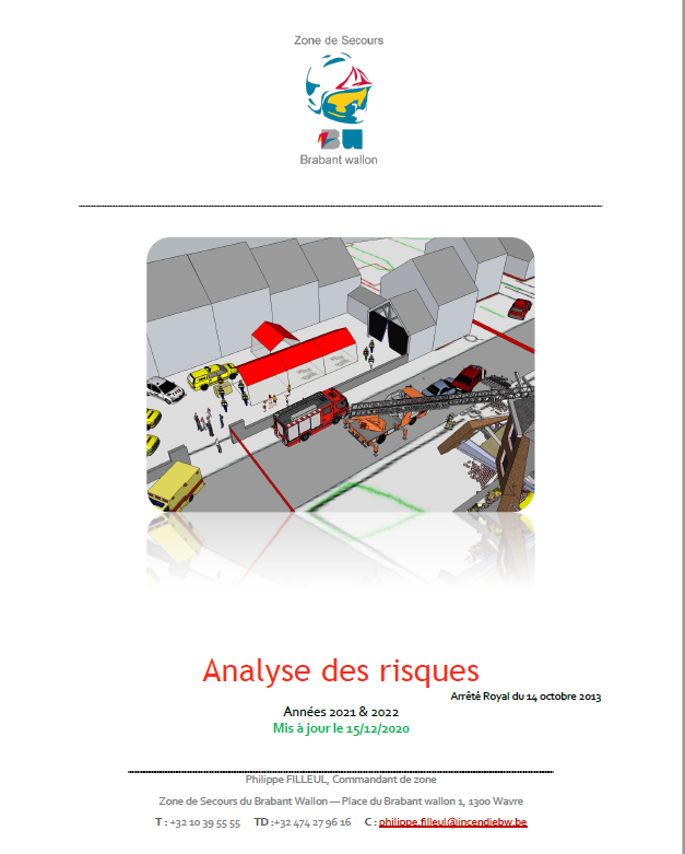 Analyse des risques 2021- 2022